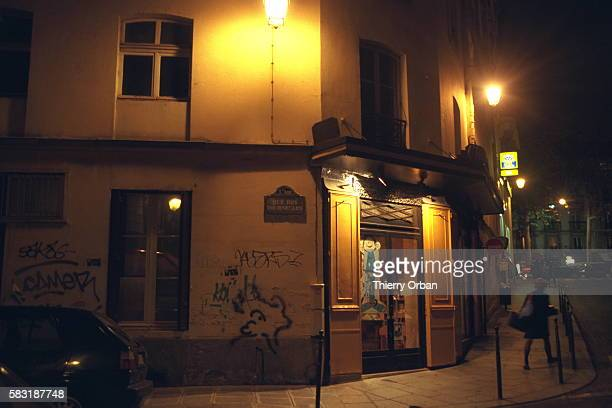 Elisabeth Ortega living in rue des Tournelles in the 13th district of Paris was a victim of attempted murder by Paris serial killer Guy Georges...