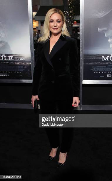 Elisabeth Rohm attends Warner Bros Pictures World Premiere of The Mule at Regency Village Theatre on December 10 2018 in Westwood California