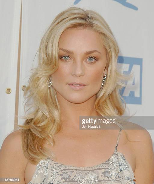 Elisabeth Rohm during 25th Anniversary Gala for PETA and Humanitarian Awards Arrivals at Paramount Pictures in Hollywood California United States