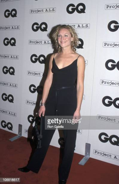 Elisabeth Rohm during 2nd Annual Project ALS GQ Magazine Party at The Factory in Hollywood California United States