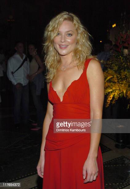 Elisabeth Rohm during AE Network and Star Magazine Celebrate The Launch of 'Growing Up Gotti' at Gotham Hall in New York City New York United States