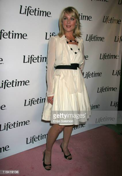 Elisabeth Rohm during Lifetime Presents Why I Wore Lipstick to MY Mastectomy Los Angeles Screening at Social Hollywood in Hollywood California United...