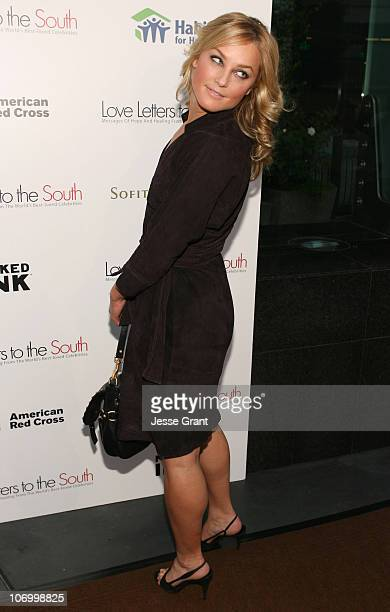 Elisabeth Rohm during 'Love Letters to the South Messages of Hope and Healing from the World's Best Loved Celebrities' Los Angeles Book Launch at...