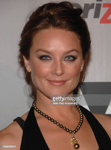 Elisabeth Rohm during Maroon 5 Album Release Party Arrivals at The Lot in West Hollywood California United States