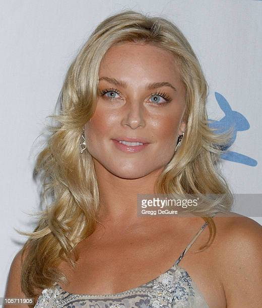 Elisabeth Rohm during PETA's 25th Anniversary Gala and Humanitarian Awards Show Arrivals at Paramount Studios in Hollywood California United States