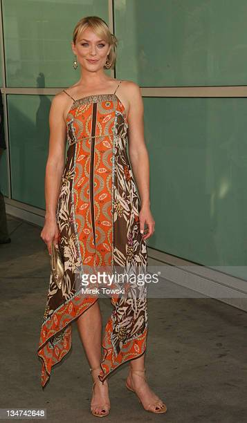 Elisabeth Rohm during 'The Lake House' Los Angeles Premiere Arrivals at Arclight Cinerama Dome in Hollywood California United States