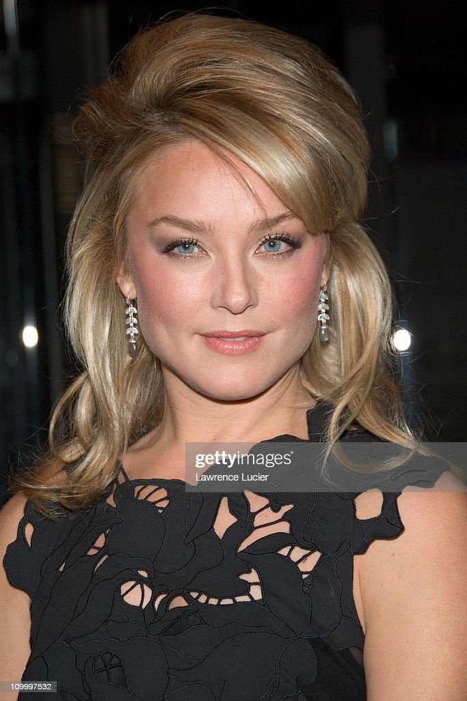 Elisabeth Rohm during The Sopranos Sixth Season New York City Premiere - Outside Arrivals at Museum of Modern Art in New York City, New York, United States.