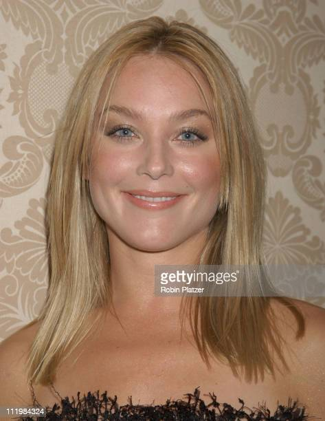 Elisabeth Rohm in Issa during American Museum of the Moving Image Gala Honoring Bob Wright and Jim Robbins at St Regis Hotel in New York City New...
