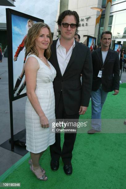Elisabeth Shue and Director/producer Davis Guggenheim