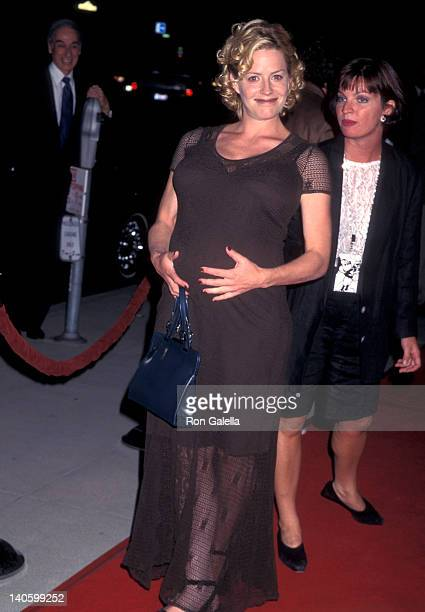 Elisabeth Shue At The Premiere Of A Thousand Acres Samuel Goldwyn Theater Beverly Hills