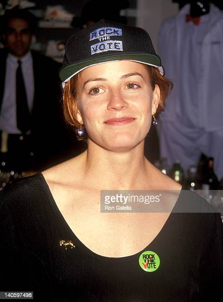 Elisabeth Shue at the Rock the Vote Party, Reebok Dowtown Store, New York City.