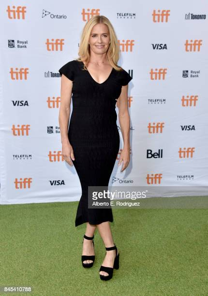 Elisabeth Shue attends the Battle of the Sexes premiere during the 2017 Toronto International Film Festival at Ryerson Theatre on September 10 2017...