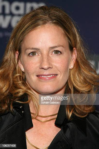 Elisabeth Shue during 16th Annual Gotham Awards Red Carpet at Chelsea Piers at Pier 60 in New York City New York United States