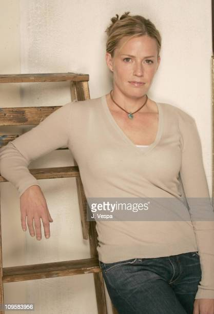 Elisabeth Shue during 2005 Sundance Film Festival Mysterious Skin Portraits at HP Portrait Studio in Park City Utah United States