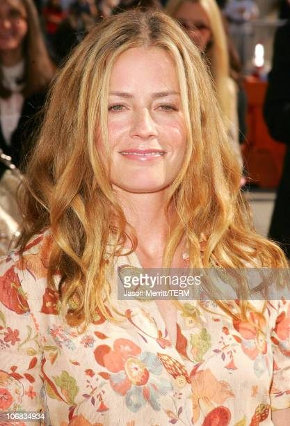 Elisabeth Shue during Dreamworks Pictures' Dreamer Inspired By A True Story Los Angeles Premiere Arrivals at Mann Village Theatre in Hollywood...