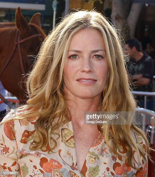 Elisabeth Shue during DreamWorks Pictures' Dreamer Inspired by a True Story Los Angeles Premiere Arrivals at Mann Village Theatre in Westwood...