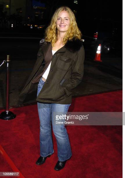 """Elisabeth Shue during """"Friday Night Lights"""" Los Angeles Premiere - Arrivals at Grauman's Chinese Theatre in Hollywood, California, United States."""