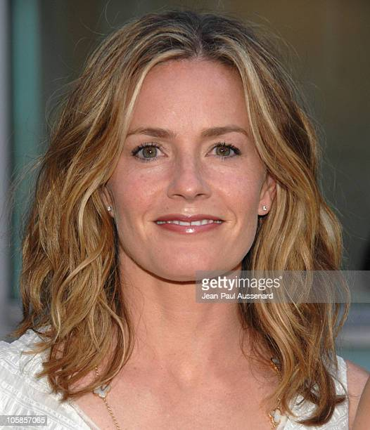 Elisabeth Shue during Gracie Los Angeles Premiere Arrivals at ArcLight Theaters in Hollywood California United States