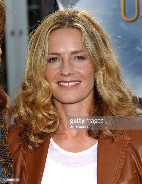 Elisabeth Shue during Lemony Snicket's A Series Of Unfortunate Events World Premiere Arrivals at Grauman's Chinese Theater in Hollywood California...
