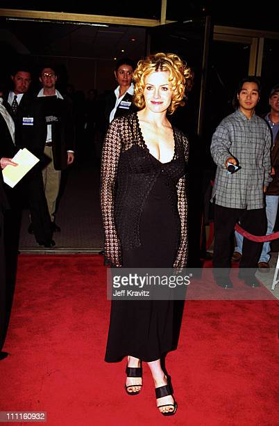Elisabeth Shue during Saint Premiere in Los Angeles California United States