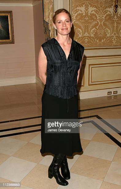 Elisabeth Shue during Signature Theatre Company Honor Edward Albee and Elizabeth Ireland McCann at Essex House in New York New York United States