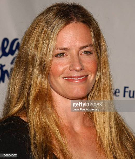 Elisabeth Shue during The Children's Defense Fund's 15th Annual Los Angeles Beat the Odds Awards Arrivals at Beverly Hills Hotel in Beverly Hills...