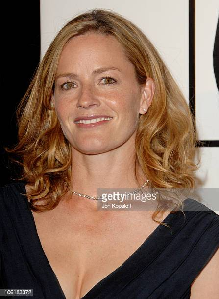 Elisabeth Shue during Women's Sports Foundation Presents The Billies Arrivals at Beverly Hilton Hotel in Beverly Hills California United States