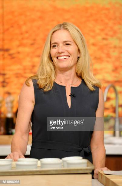 THE CHEW Elisabeth Shue is the guest on Friday September 22 2017 on Walt Disney Television via Getty Images's The Chew The Chew airs MONDAY FRIDAY on...