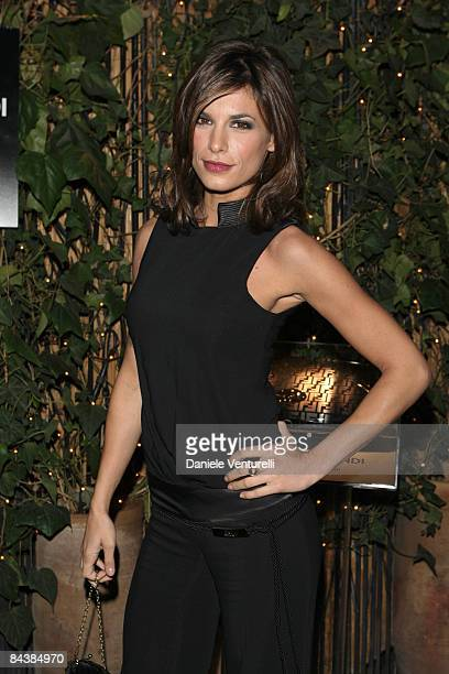 My sky hd wears fendi stock photos and pictures getty images elisabetta canalis attends the my sky hd wears fendi cocktail party as part of voltagebd Choice Image