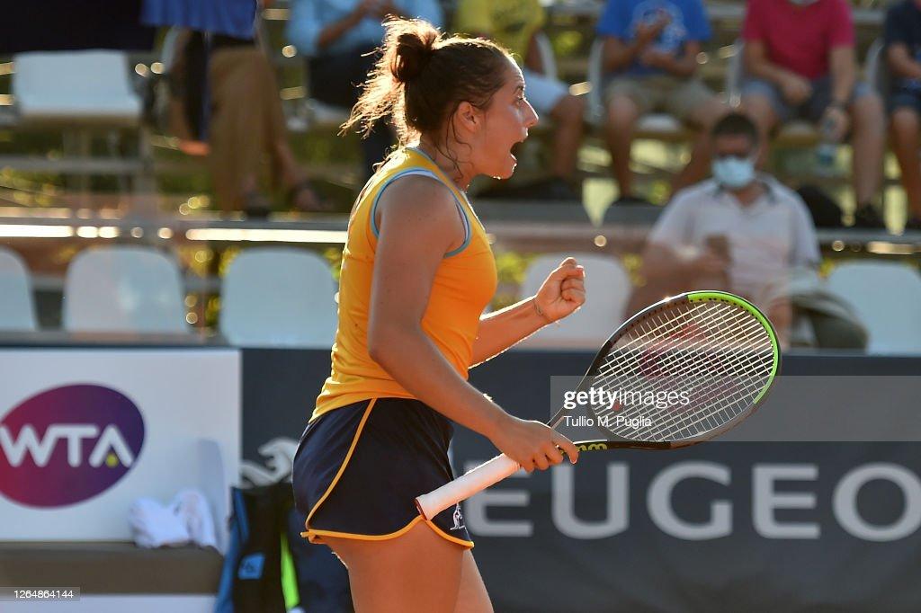 31st Palermo Ladies Open - Final : News Photo