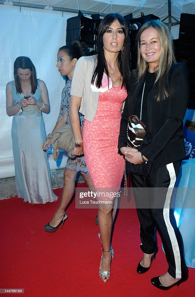 Eva Longoria And Denise Rich Host Charity Cocktail Evening During The Cannes Film Festival : News Photo