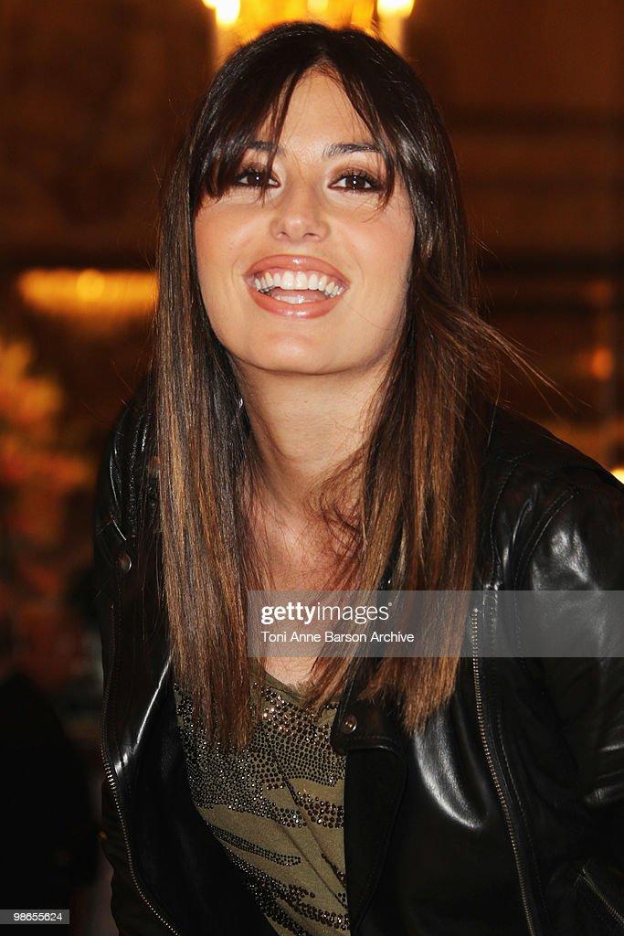 Flavio Briatore and Elisabetta Gregoraci Sightings in Monaco