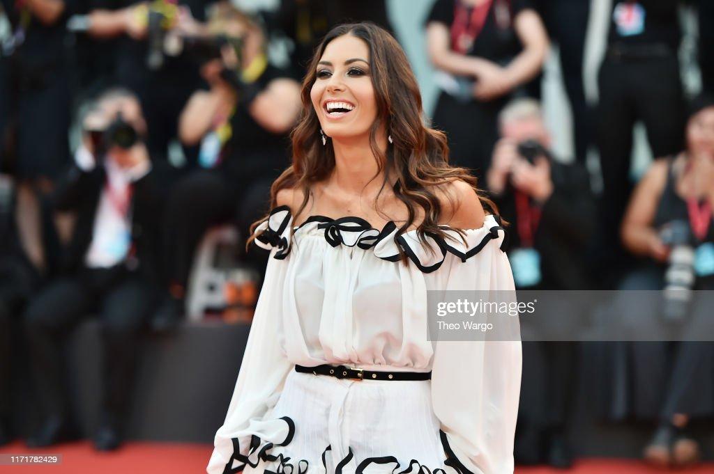 """Martin Eden"" Red Carpet Arrivals - The 76th Venice Film Festival : News Photo"
