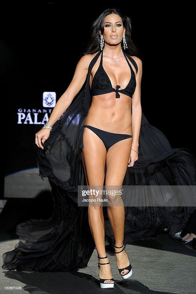 Gianantonio A. Paladini - Runway - Milan Fashion Week Womenswear S/S 2013 : News Photo
