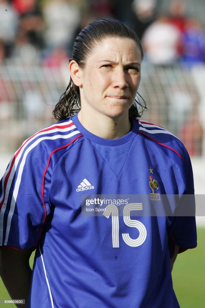 Elise BUSSAGLIA - - France / Slovenie - Match Amical ,