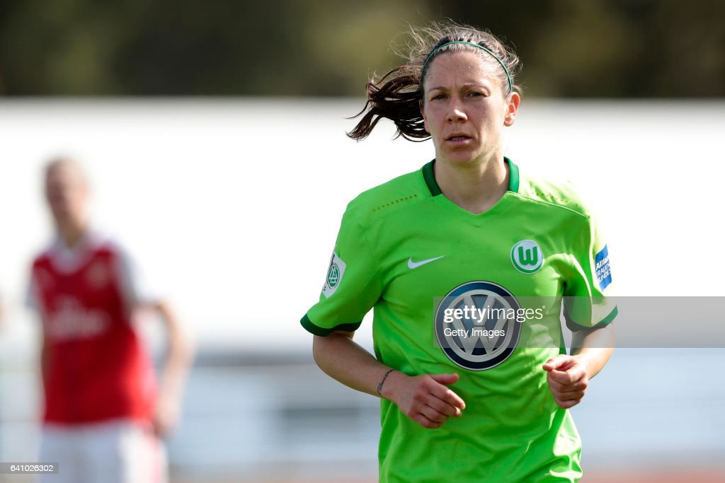 VfL Wolfsburg Women's v Arsenal Ladies - Friendly Match