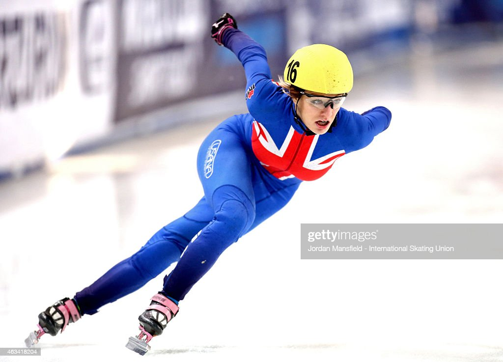 ISU World Cup Short Track Speed Skating - Day 1 : News Photo