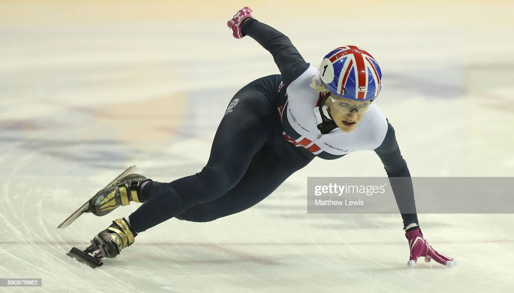 Announcement Of Short Track Speed Skating Athletes Named in Team GB for the PyeongChang 2018 Winter Olympic Games