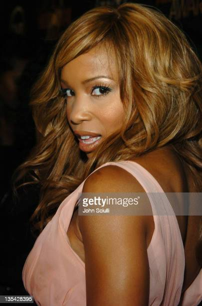 Elise Neal 10224_JSc_06083jpg during 2005 TNT Black Movie Awards Red Carpet at Wiltern in Los Angeles California United States
