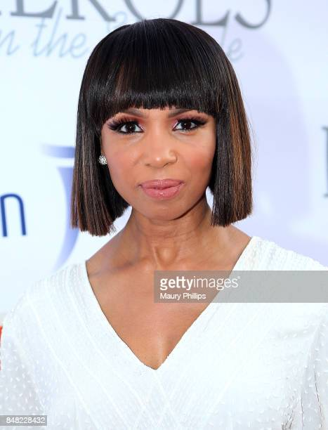 Elise Neal arrives at the 16th Annual Heroes In The Struggle gala reception and awards presentation at 20th Century Fox on September 16 2017 in Los...