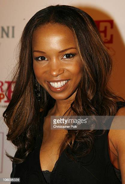 Elise Neal during Adore Shop Magazine Presents 'All The Things We Adore' Fashion Show at Avalon Hollywood in Los Angeles California United States
