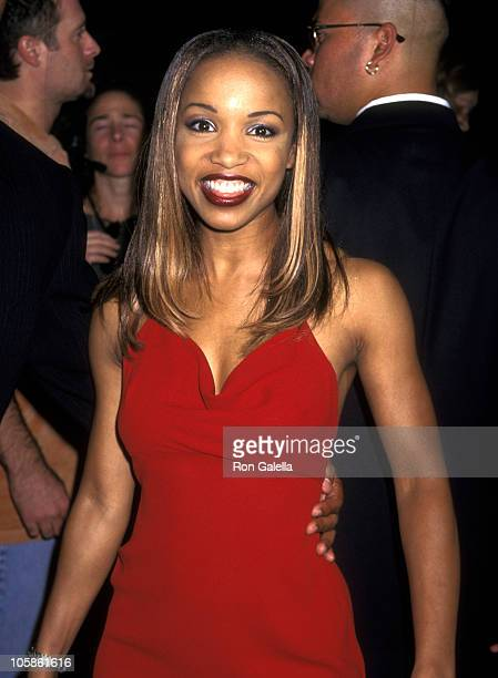 Elise Neal during 'Money Talks' Hollywood Premiere at Cinerama Dome in Hollywood California United States