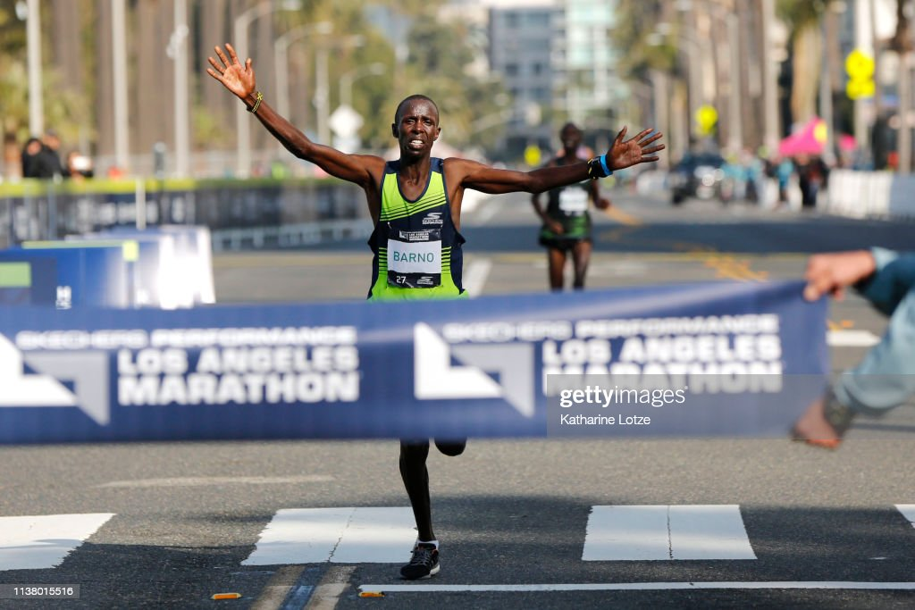 CA: 2019 Skechers Performance Los Angeles Marathon