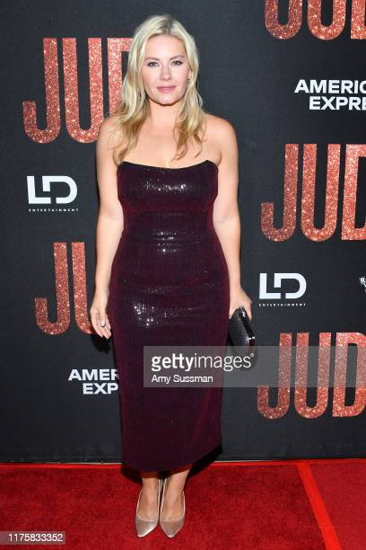 """Elisha Cuthbert arrives at the LA Premiere Of Roadside Attraction's """"Judy"""" at Samuel Goldwyn Theater on September 19, 2019 in Beverly Hills,..."""