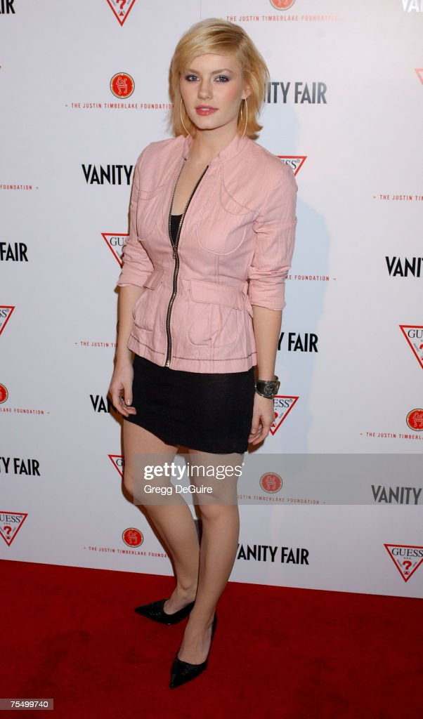 'Vanity Fair Amped' Pre-Oscar Benefit Presented By Guess? Benefiting The Justin Timberlake Foundation : News Photo