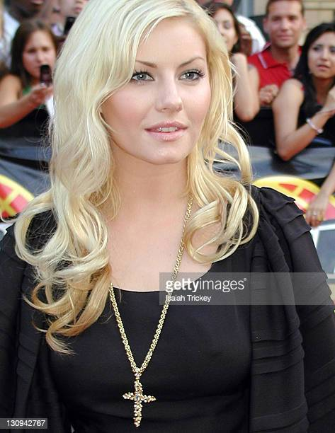 Elisha Cuthbert during 17th Annual MuchMusic Video Awards - Red Carpet at Chum City Building in Toronto, Ontario, Canada.