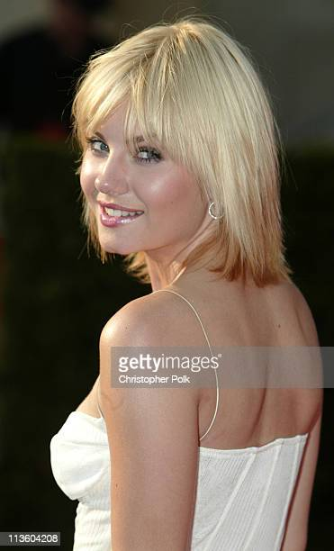 Elisha Cuthbert during 2003 ESPY Awards - Arrivals at Kodak Theatre in Hollywood, California, United States.