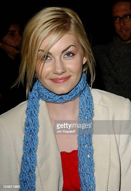 "Elisha Cuthbert during ""Confidence"" Los Angeles Premiere at The Academy Of Motion Pictures, Arts & Sciences in Beverly Hills, California, United..."