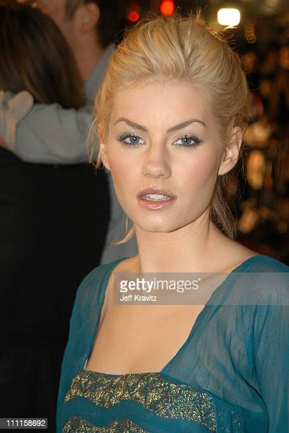 "Elisha Cuthbert during DreamWorks Premiere of ""Old School"" - Arrivals at Grauman's Chinese Theatre in Hollywood, CA, United States."