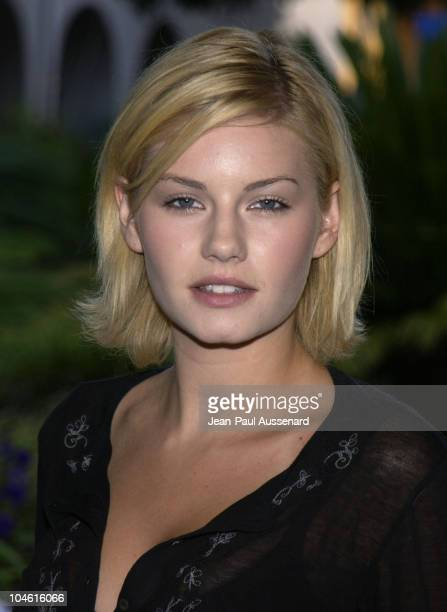 Elisha Cuthbert during Fox Broadcasting Summer 2002 Press Tour - Day 1 at Ritz Carlton Hotel in Pasadena, California, United States.